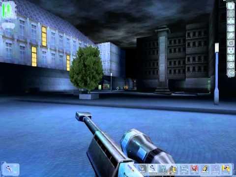 Deus Ex Walkthrough Part 27 Paris Champs-Elysees (Eliminating enemy forces, doing side quests)