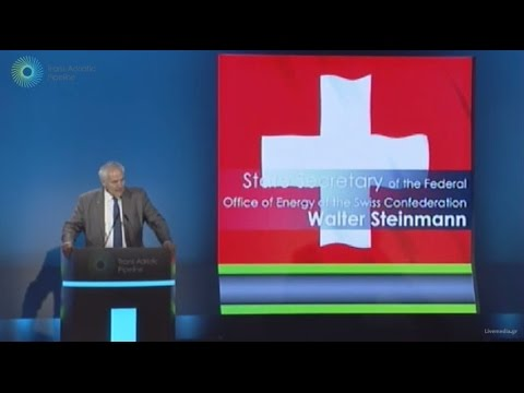 Walter Steinmann | Switzerland State Secretary Federal Office of Energy