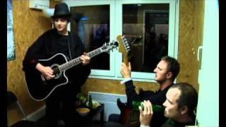 Broder Daniel Forever Bortklippt scen Backstage på Way Out West 2008