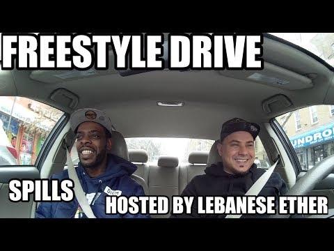 Freestyle Drive Featuring Hip Hop Artist Spills