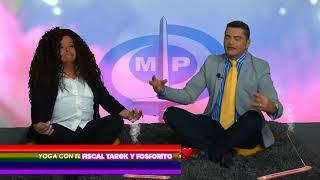 Yoga con el fiscal Tarek y fosforito #Notiocioso 05/14/18 SEG 2