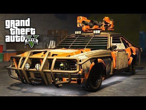 GTA 5 GUN RUNNING DLC - GUN RUNNING BUSINESS, MOBILE OPS & BEST VEHICLE!! (GTA 5 Gun Running Update)