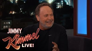 Billy Crystal Reveals Ridiculous Injury
