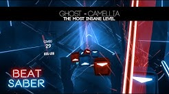 BEAT SABER - Ghost (by Camellia) | Expert+ | Rank B | 4k 60FPS