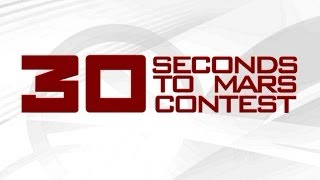 30 Seconds to Mars Contest (Results are up) 2005-2014 - The Alliance