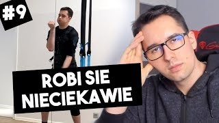 ROBI SIĘ NIECIEKAWIE... - PROJEKT EXSHAPE #9
