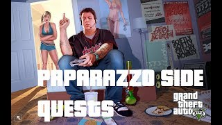 GRAND THEFT AUTO V: PAPARRAZO MISSIONS 1-3 (PC)