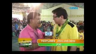 BAM AQUINO @ AMADEO CAVITE (GAP 5) FEB 18, 2013 EPISODE