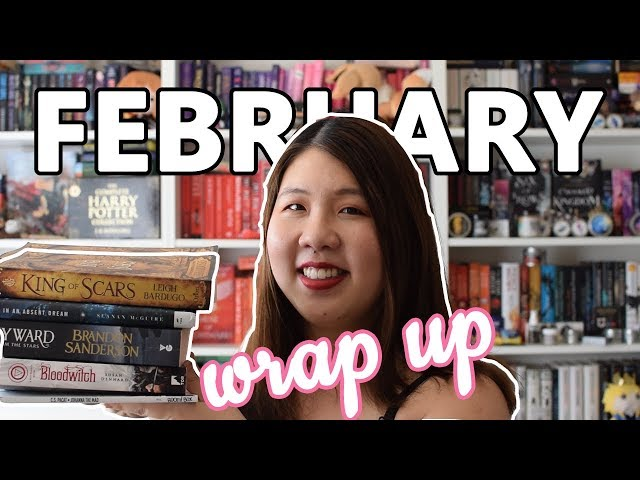 February Wrap Up & March TBR | 2019