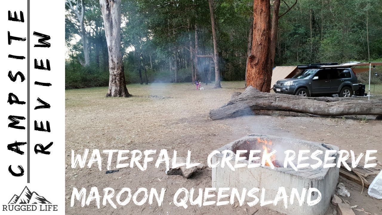 Waterfall Creek Reserve Campsite Campsite Review Youtube