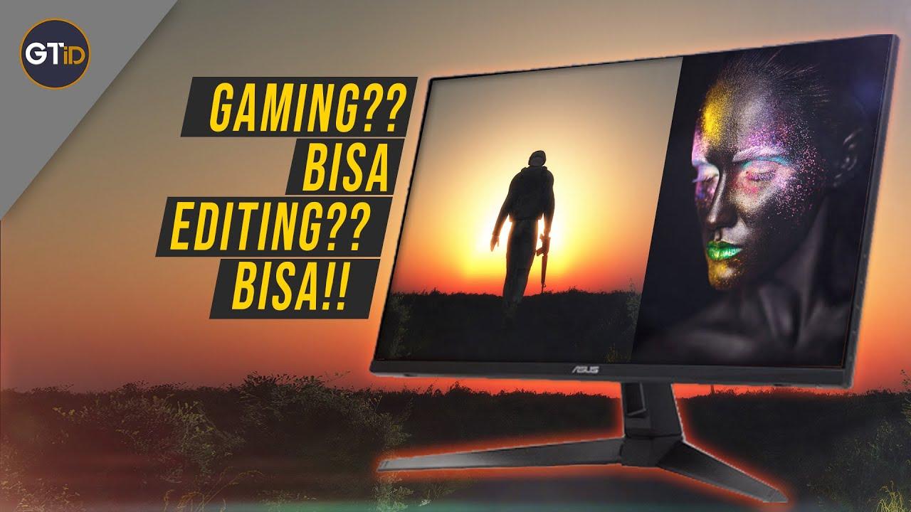 Gaming Monitor dengan Akurasi Warna Sempurna   ASUS VG279QL1A