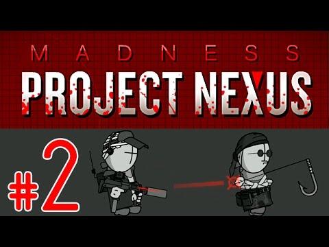 Madness: Project Nexus - Сенфорд и Деймос  | Прохождение на русском | эпизод 2