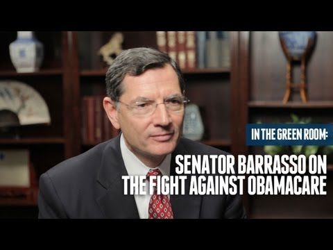 Senator John Barrasso On the Fight Against Obamacare