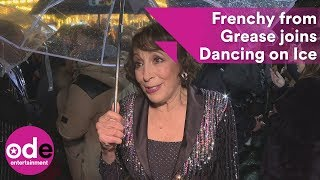 Frenchy from Grease joins Dancing on Ice