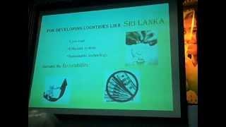Constructed Wetlands in a tea estate in Sri Lanka - a presentation