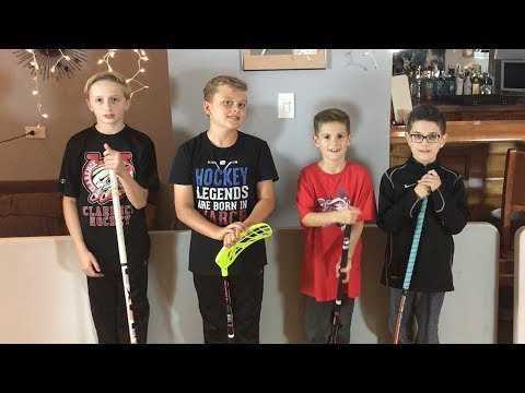 FloorBall Hockey  Shoot Out Conor McDavid Sidney Crosby Jack Eichel Alex Ovechkin Tournament