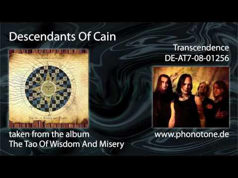 Descendants Of Cain - Transcendence