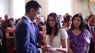 Anisha & Jay Next Day Edit - Hindu Wedding in Botleys Mansion, Surrey, UK | Indian Cinematography