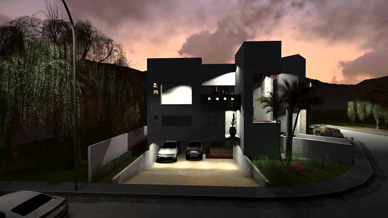 Planos de casas proyecto casa residencial youtube for Planos arquitectonicos de casas