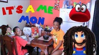 The First Super Mario Breakfast in Jamaica