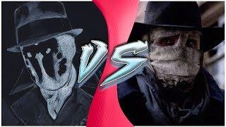 Rorschach vs Darkman Animation