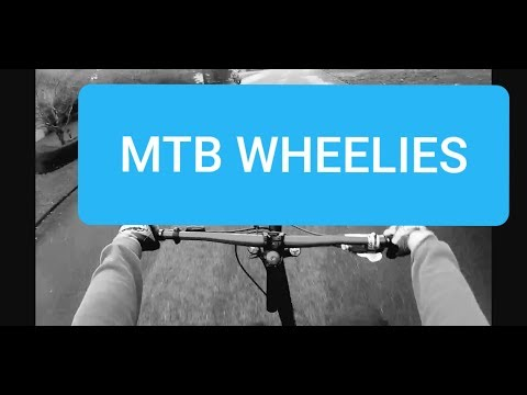 MTB WHEELIE EDIT