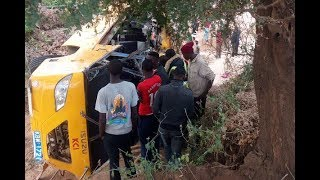 Pain as seven pupils killed in Kitui accident buried