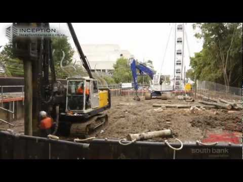 Video of Construction Time lapse Australia