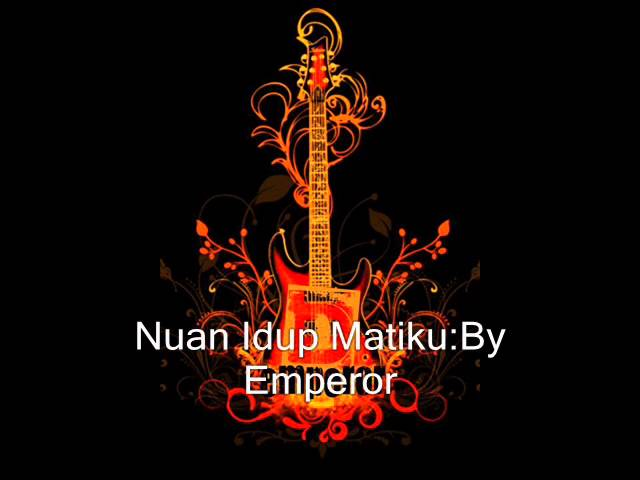 Nuan Idup Matiku(iban new songs) -new single demo by Emperor Travel Video