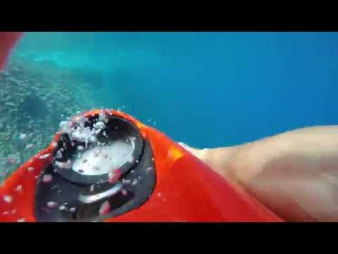 Riding the Seabob - Underwater world