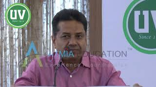 UV Gullas - Atmia Education - Dr. Vishnudan Zula
