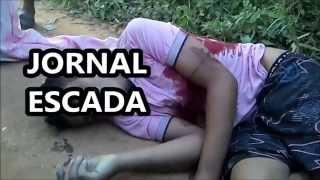 Assassinato a tiros  em Escada Pernambuc...