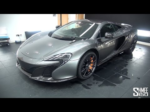 """Watch: Full Tour of the One-Off McLaren 650S """"Project Kilo"""""""