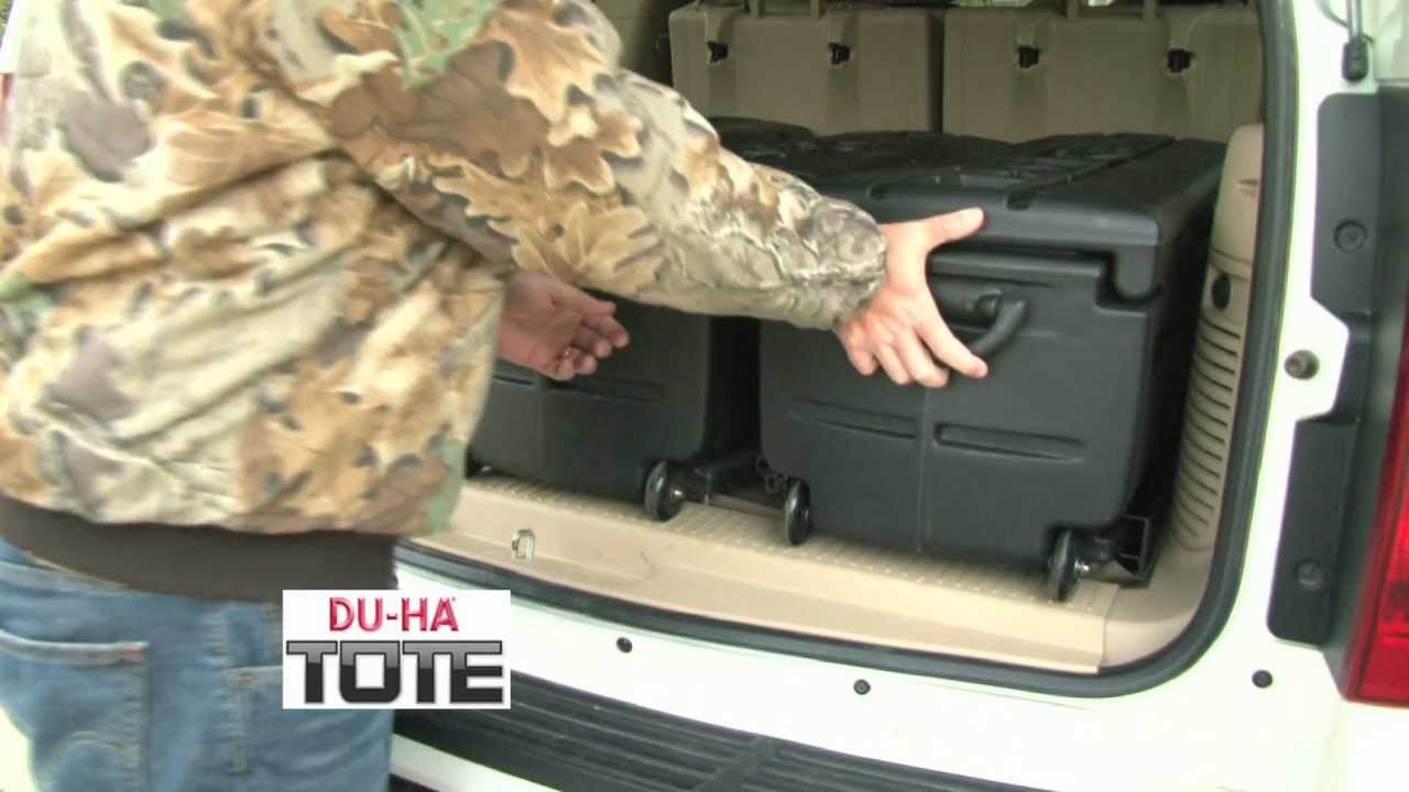 DU-HA Tote - Portable Storage for SUV's and Pickup Trucks ...