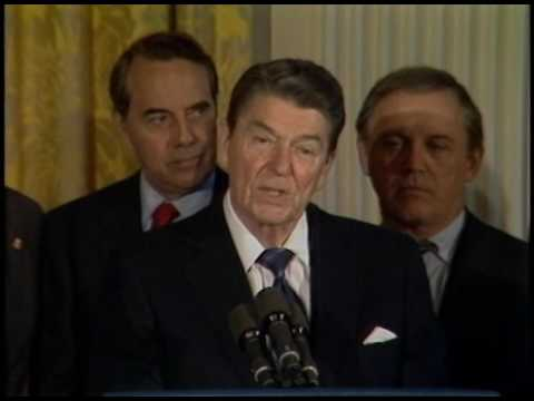 President Reagan's Remarks to Congressional Supporters for a Balanced Budget on December 18, 1985