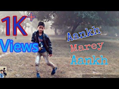 Aankh Marey | Ranveer Sing | Dance Cover| Bunty Kumar | Hit Video 2019