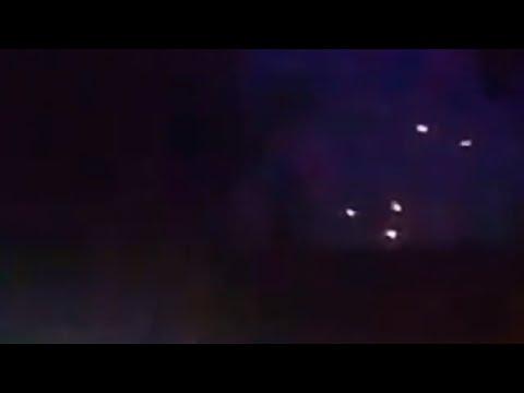 UFOs Sighted Over Sacramento, California ( September 21, 2018 )