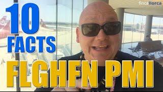 Die 10 wichtigsten Facts zum Flughafen Palma de Mallorca (PMI)