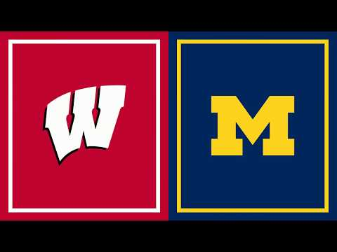 Wisconsin Badgers - Wisconsin takes down previously-unbeaten Michigan 64-54