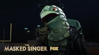 The Clues: Turtle | Season 3 Ep. 1 | THE MASKED SINGER