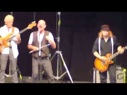 "Ian Anderson Plays ""The Best Of Jethro Tull"" Madrid 2014 Set 1"