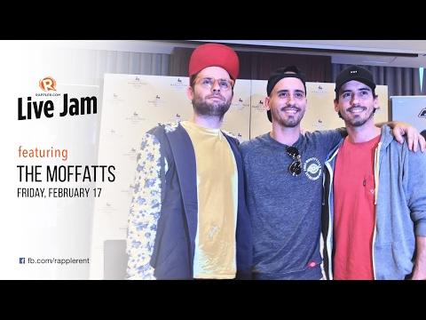 Rappler Live Jam: The Moffatts
