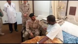 قائد قوات الجيش السوداني  ميدي