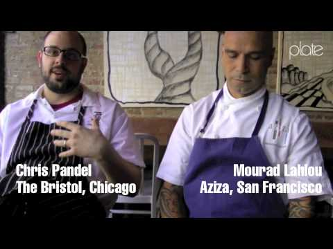 Chris Pandel And Mourad Lahlou Share The Love At Their Collaborative Dinner