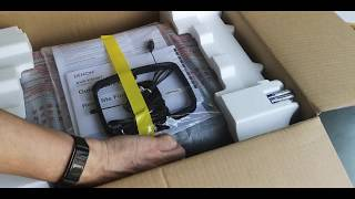 Денон АВР-X250BT розпакування | 5.1-канальний AV-ресивер