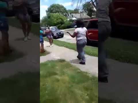 Dayton Ohio Hood Fight
