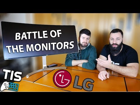 Η Μάχη της LG (GIVEAWAY) | Ultrawide Monitor για Business Gamers! #LGBattleoftheMonitors