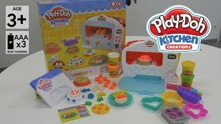 Play-Doh Le four magique - Démo en français HD FR