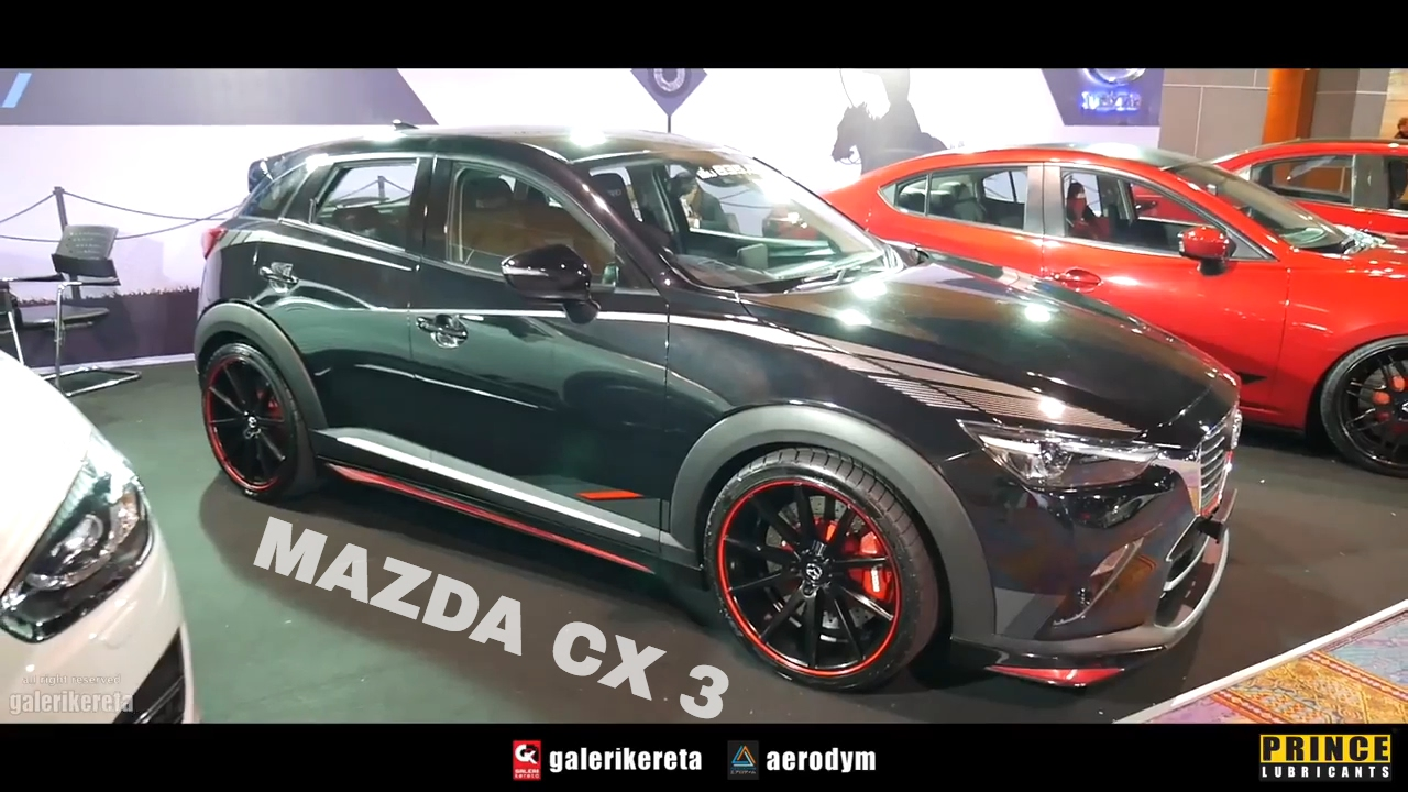 mazda cx 3 2017 modified specs youtube. Black Bedroom Furniture Sets. Home Design Ideas