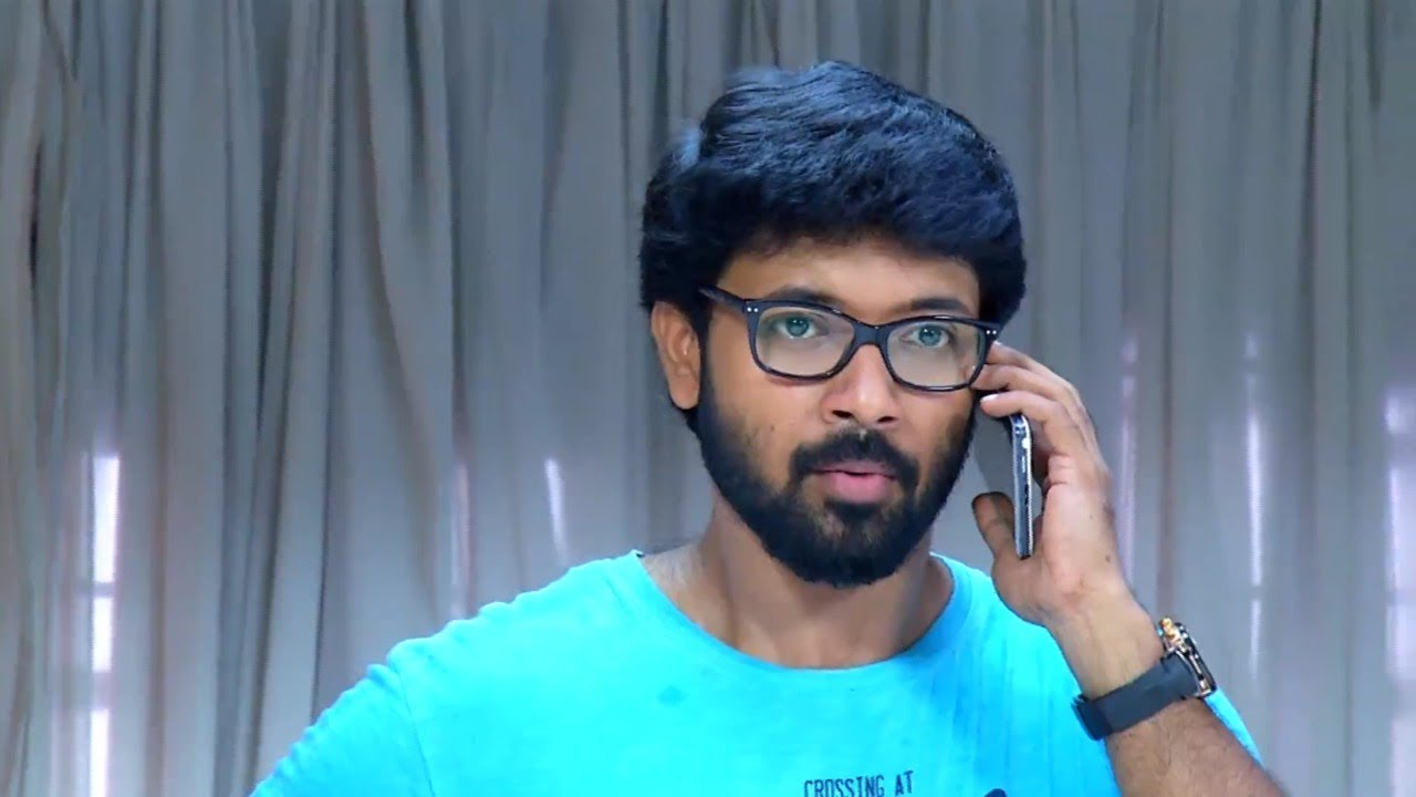 Ammuvinte Amma l Unexpected move of Manu l Mazhavil Manorama